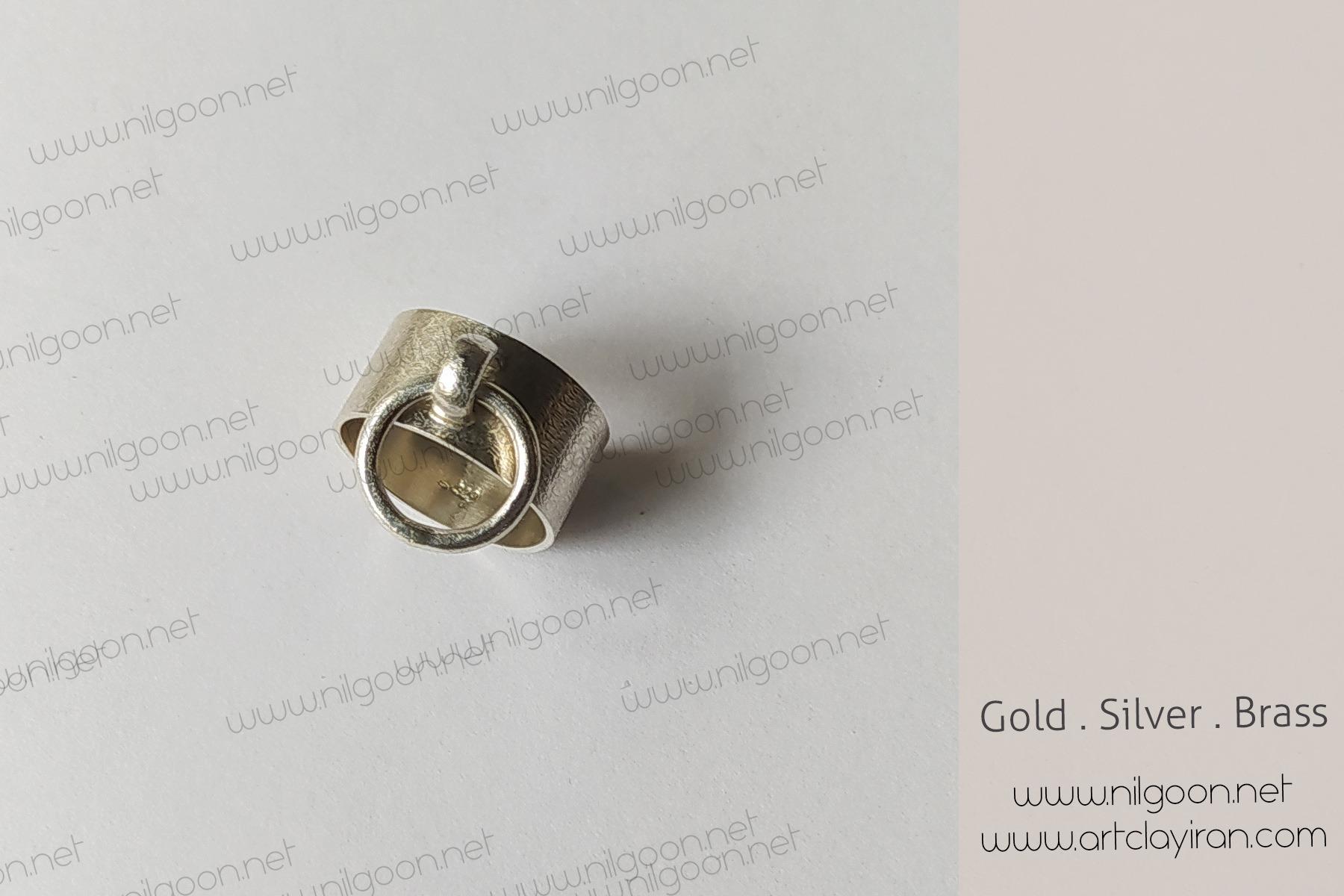 انگشتر نقره RS11
