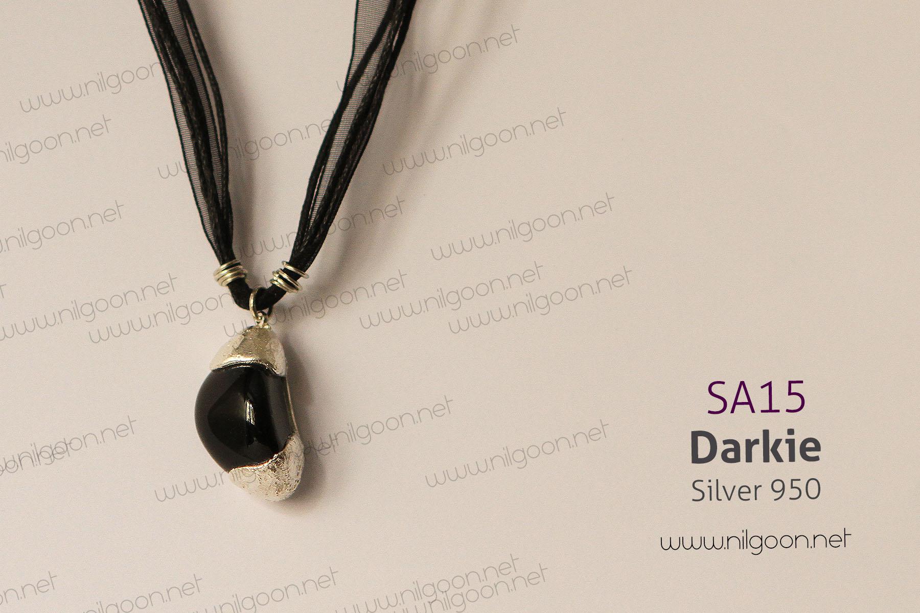 آویز نقره | Darkie